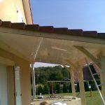 Création d'avancée de toit